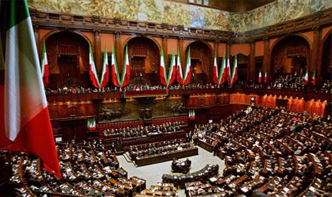 Il parlamento progetto italia news for Notizie parlamento italiano