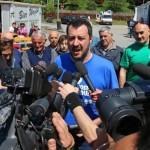1 maggio: Salvini a raduno di Pontida