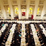 Lord Mayor's dinner to the Bankers and Merchants of the City of London