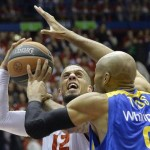 Basket: Euroleague play-off quarters finals; EA7 Emporio Armani Milano vs Maccabi Tel Aviv