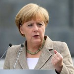 Merkel visiting Ukraine for talks
