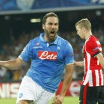 Soccer: Champions League; Napoli - Athletic Club
