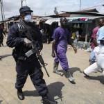Liberia says escaped Ebola patients returned to quarantine