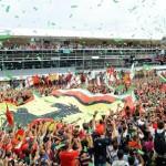 F1:Monza; Gran Premio d'Italia