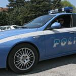 Foto auto polizia, volante della Questura di Ragusa