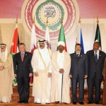 Arab League Summit  2013 in Doha
