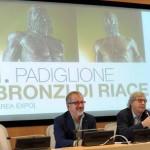 Expo: lettera Sgarbi e Maroni a Franceschini, dia Bronzi Riace