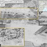 NATO releases satellite imagery that they say shows Russian combat troops inside Ukraine