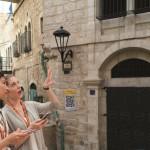 A Betlemme per i turisti ora c'è anche una guida elettronica progettata e realizzata in Trentino