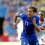 Group D - Italy vs Costa Rica