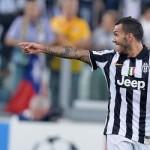 Soccer: Champions League; Juventus-Malmoe