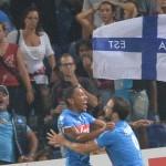 Soccer: serie A, Genoa-Napoli 1-2