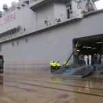 Immigrazione: arrivata a Reggio Calabria nave Marina militare con 1593 migranti