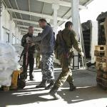 Third Russian aid convoy crosses into Ukraine