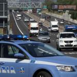 Estate: controlli polizia stradale partenze vacanze
