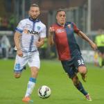 Soccer: Serie A; Genoa-Empoli