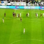 Calcio: Serie A; Juventus-Roma