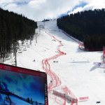 Women's Alpine Skiing World Cup Downhill in Bansko