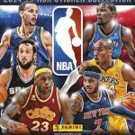 Nuova collezione NBA della Panini.