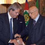 Gentiloni sworn in as new Italian FM