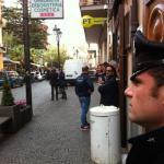 Assalto portavalori nel Salernitano, conflitto fuoco