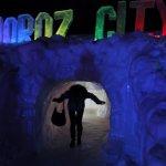 Moroz City Snow Festival