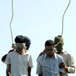 PENA MORTE: IRAN, SETTE IMPICCATI IN UN GIORNO