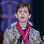 First female Bishop
