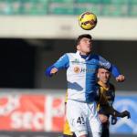 Calcio: Serie A; Verona-Chievo