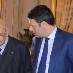 Ue:Renzi e ministri da Napolitano in vista Consiglio Europeo
