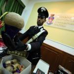 Botti: sequestro nel Napoletano, anche bombe a forma di babà
