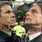 Roma-Milan, in serie A