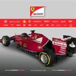 Presentation of new Ferrari SF15-T