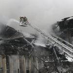 Russia: Mosca, incendio in biblioteca storica