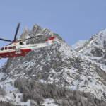 Valanga a Valsavarenche (Aosta)