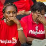 Nigerian police may not block protests over abducted girls