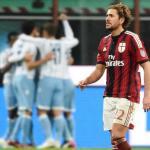 Soccer: Italy's Cup; Milan-Lazio