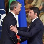 Nato Secretary General Jens Stoltenberg visit