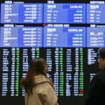 Japanese stocks plunge on Wall Street drop, yen rise