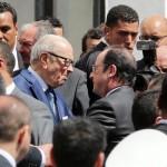 March against terrorism in Tunis