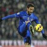Soccer: Serie A; Cesena-Juventus