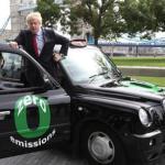 7000 taxi elettrici per rivoluzione traffico a Londra