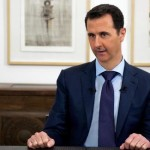 Syrian President claims crisis in his country weakens Russia