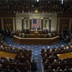 Israeli PM Netanyahu addresses a joint meeting of US Congress