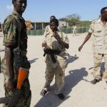 Somalia's child soldiers