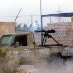 Clashes break out between fighters near Libyan capital