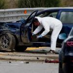Dieci feriti in tentata rapina, banditi in fuga su ambulanza