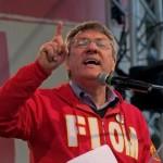 Fiom: Landini, governo Renzi peggio di Berlusconi
