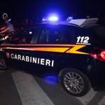 pattuglia carabinieri controlli notturni Cc