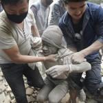 LA RISPOSTA DI OXFAM AL TERREMOTO IN NEPAL